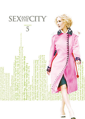covergirl sex and the city